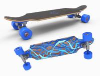 Long Board PBR Textures