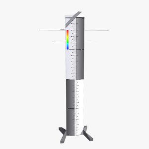 ruler 2 meters - max free