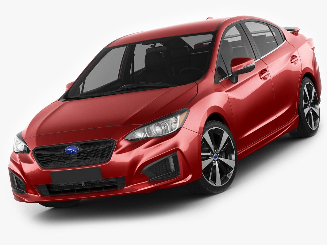 Lwo Subaru Impreza 2017