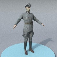 wehrmacht officer max