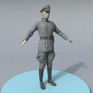 wehrmacht officer max