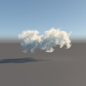 volumetric cloud max