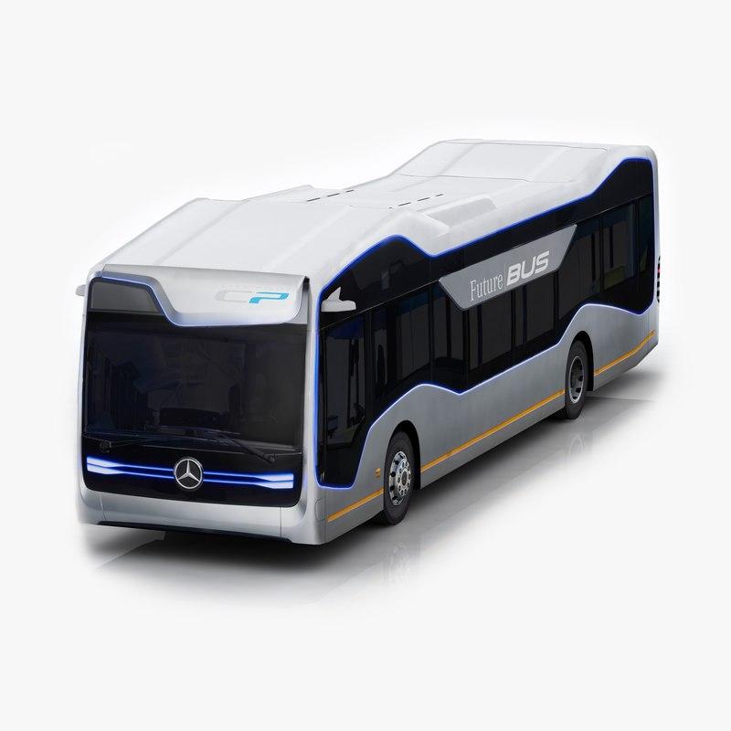mercedes benz future bus max