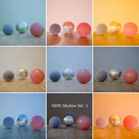HDRi Vol 1 Skybox Collection