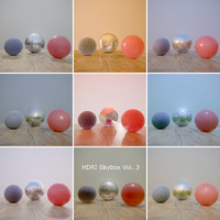 HDRi Vol 3 Skybox Collection