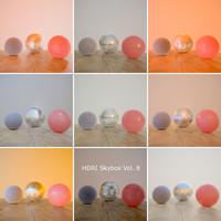 HDRi Vol 8 Skybox Collection
