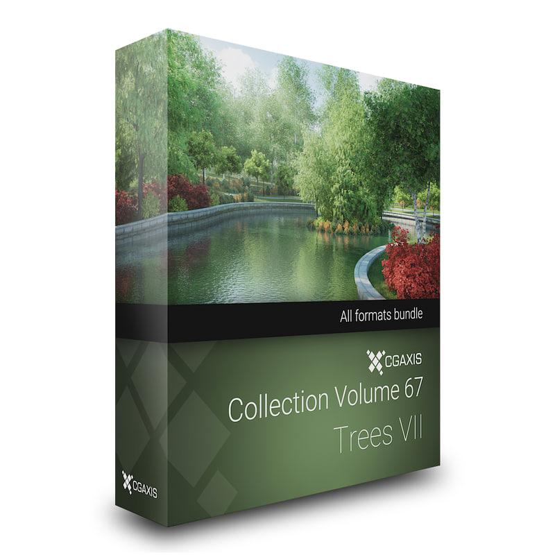 3d volume 67 - trees