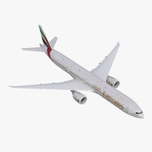 boeing 777-300er emirates airlines max