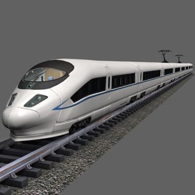 trains cab - speed 3d model