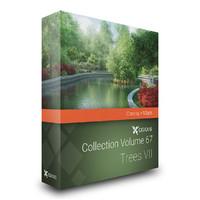 volume 67 - trees 3d model