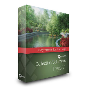 max volume 67 - trees