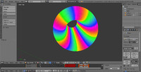 limpet torus surface color 3d 3ds