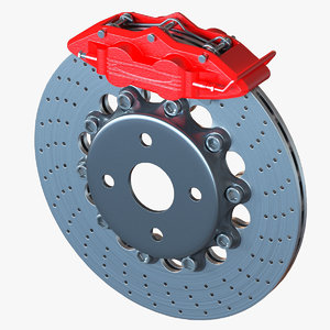3d brake