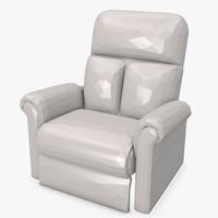 chair armchair dxf