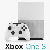 Xbox One S Complete Set
