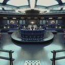 starship command center pbr 3d model