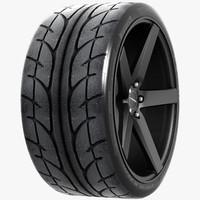 Vossen CV3-R Gloss Graphite & Pirelli PZero Cross