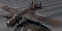 3ds plane armstrong whitworth whitley