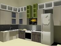 kitchen set max