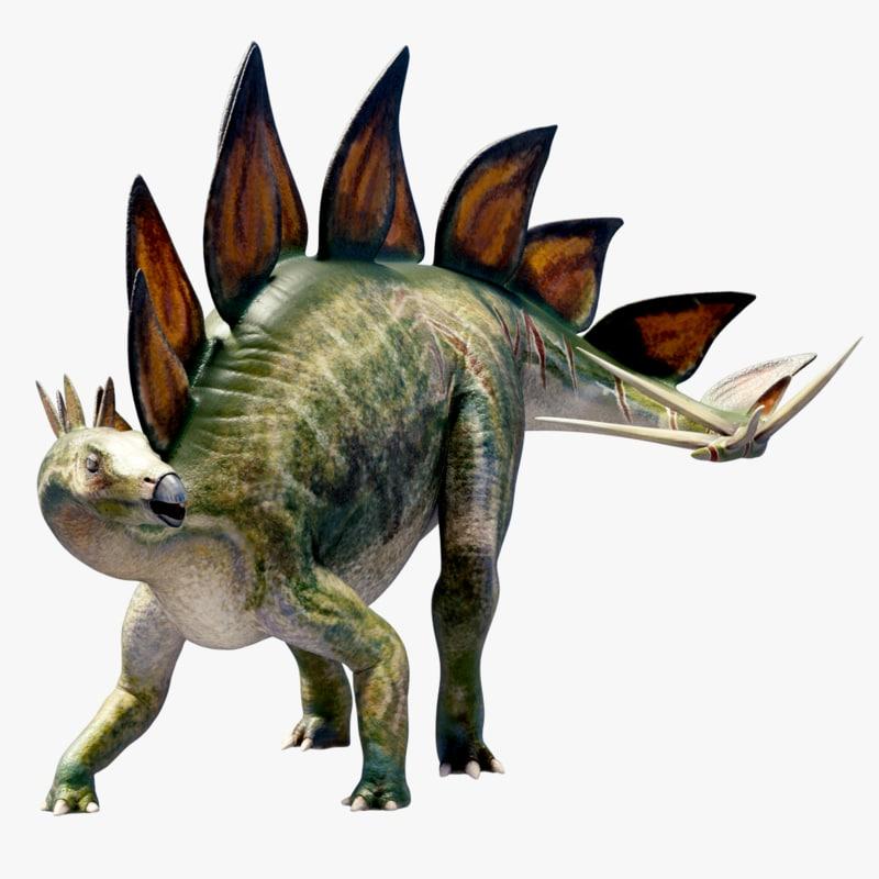 stegosaurus blend