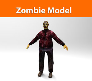 zombie male character max