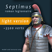 Septimus roman legionnaire light