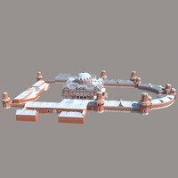 3d model of petroff palace
