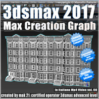 3ds max 2017 Max Creation Graph vol 66 MP4