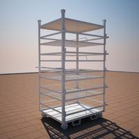 3d stands fuar model