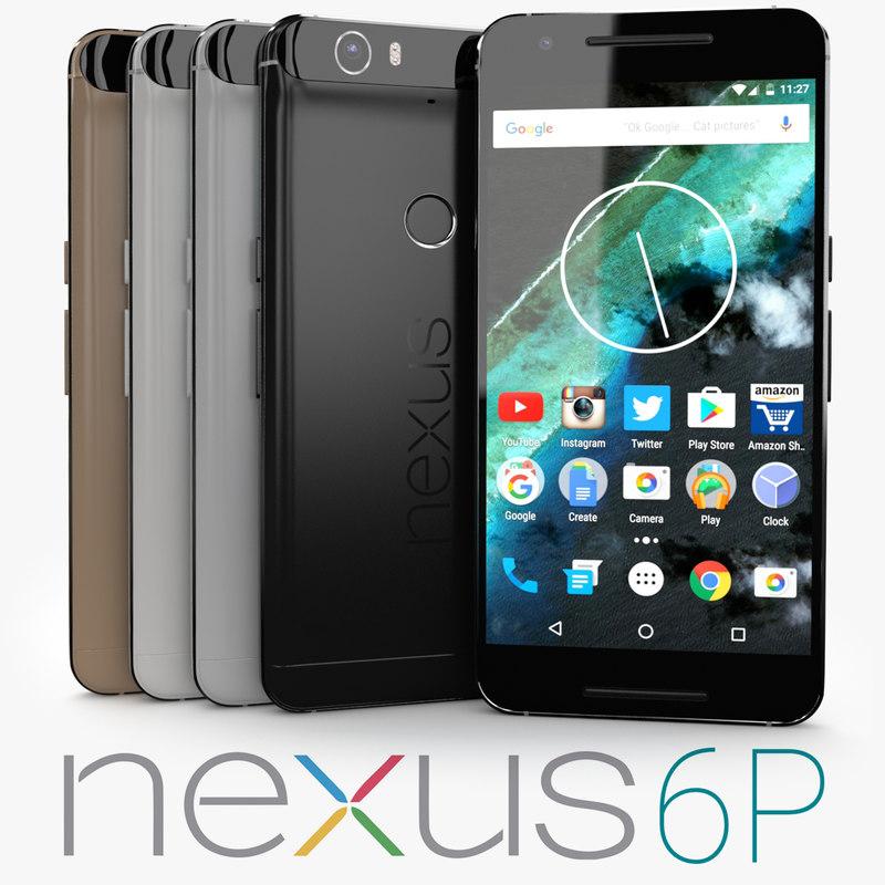 google nexus 6p c4d