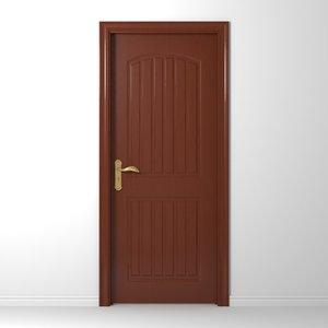 interior door 3d x