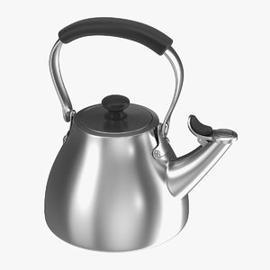 3d model teapot kettle