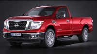 nissan titan single 3ds