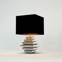 eichholtz table lamp belmond 3d model