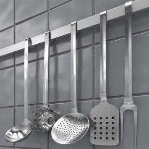 max kitchen accessories set 2