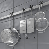 Kitchen Accessories Set 3