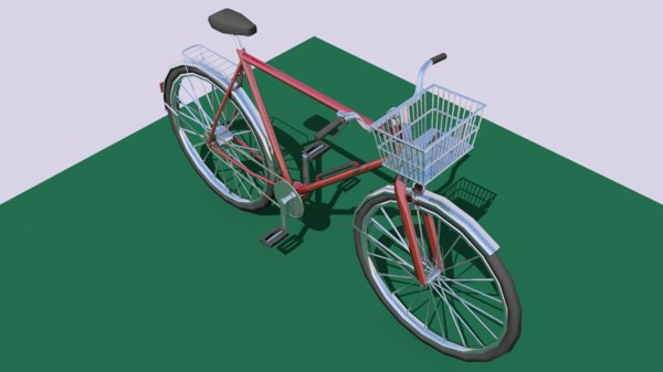 free 3ds mode bicycle
