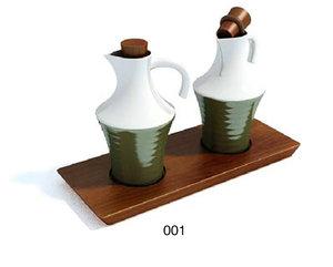 3d model cup-tee