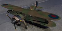 Gloster Gladiator Mk-1