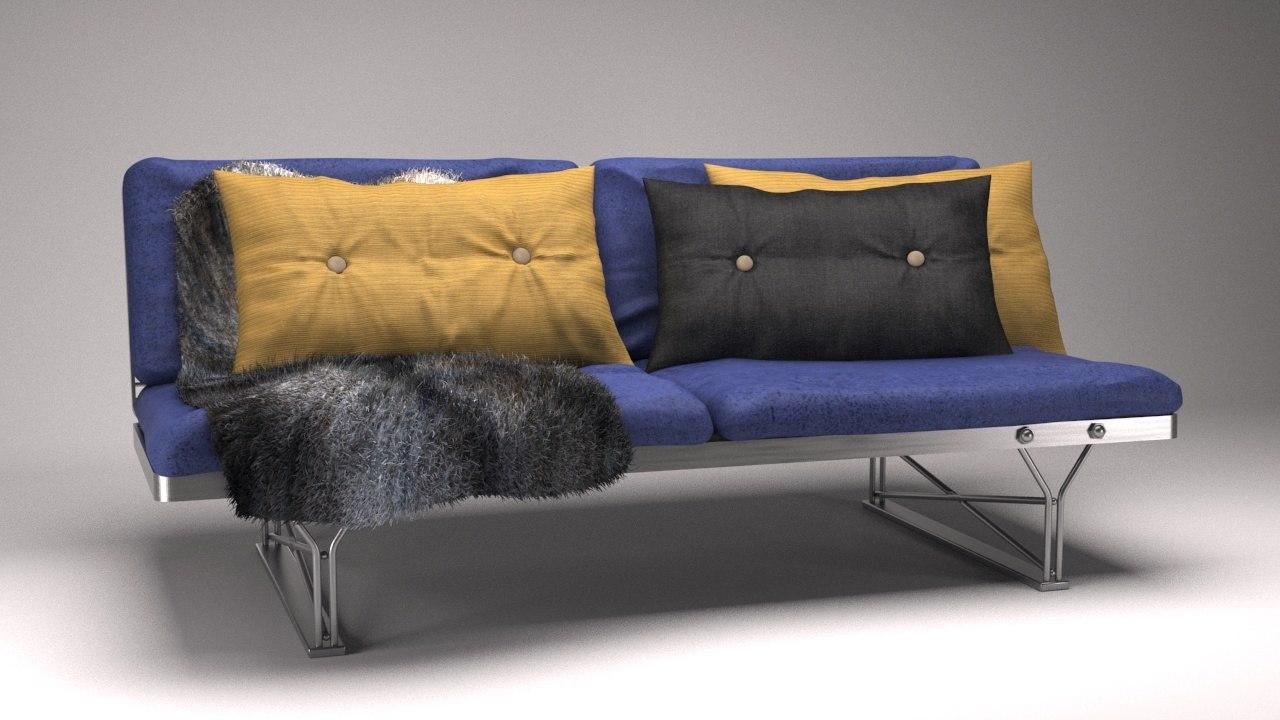 max sofa scandinavian bed