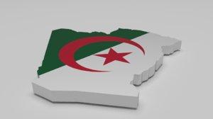 3ds algeria flag
