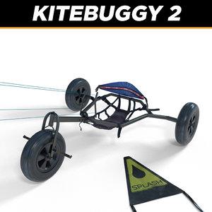 kite buggy max