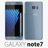 3d samsung galaxy note 7