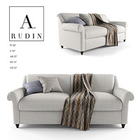 Custom sizes sofa by A RUDIN