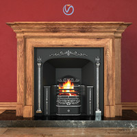 Fireplace Regency hob grate