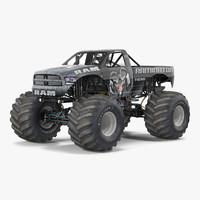 Monster Truck Raminator