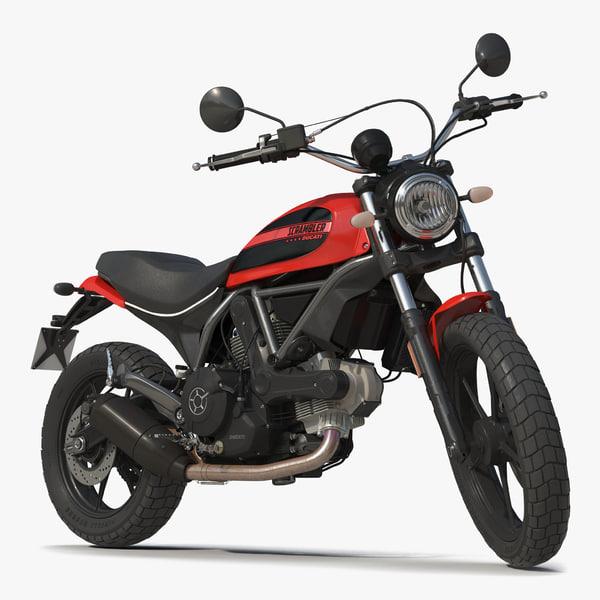 motorcycle ducati scrambler sixty2 max