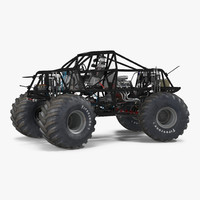 monster truck bigfoot 2 max