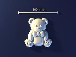 bear mold hand max