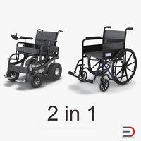 3d wheelchairs 2